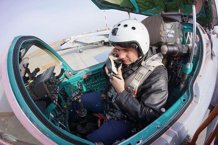 пилот миг 31