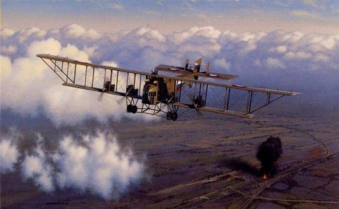 бомбардировщик С-22 (Илья Муромец)
