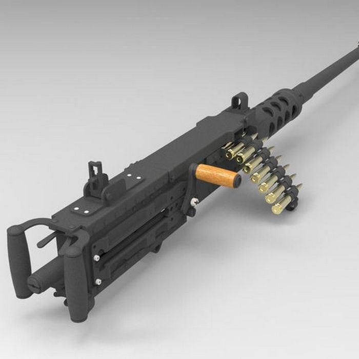пулемёт м2