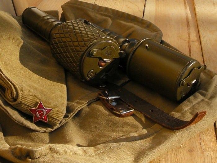 ручная граната ргд-33