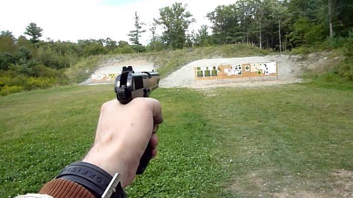 стрельба из тт