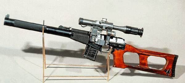 винтовка всс