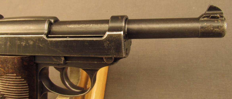 Пистолеты системы Вальтер