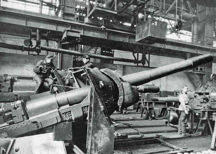 мл-20 на заводе