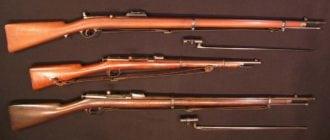 винтовка Бердана