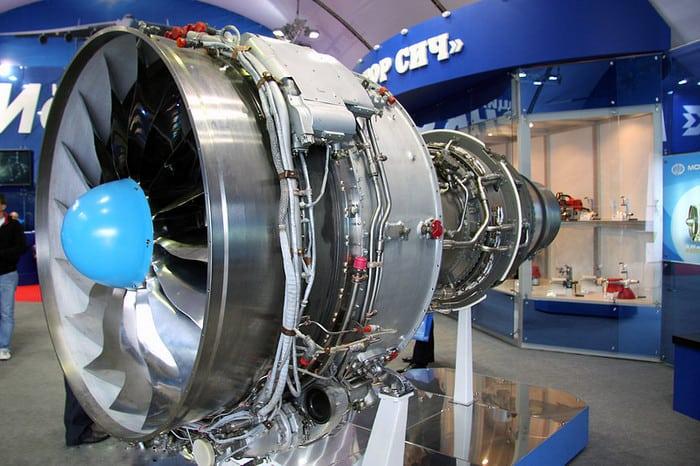 турбина як-42