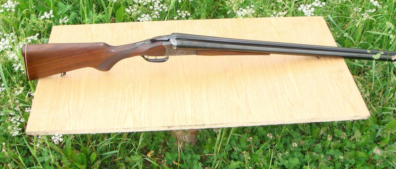 охотничьё ружьё иж-58