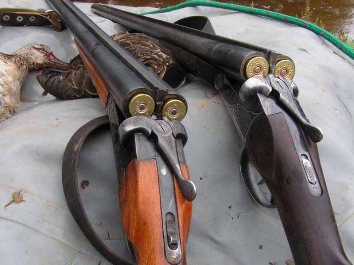два иж-58