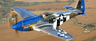самолёт р-51 главное