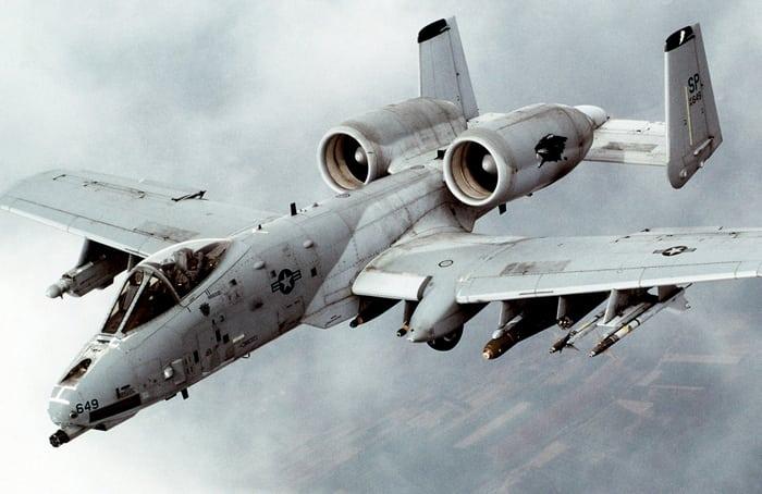 вооружение а-10