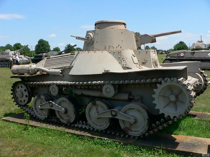 японский танк хаго