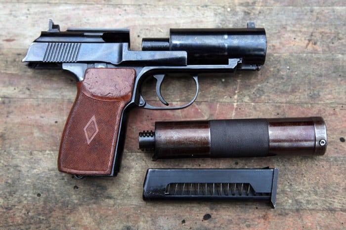пистолет 6пб9