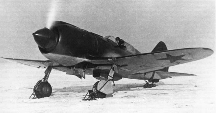 и-185 зимой