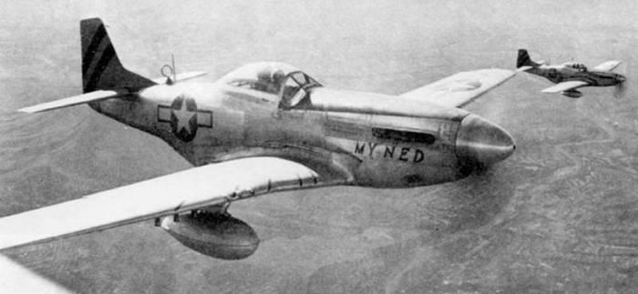 р-51 архивное фото