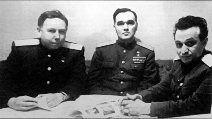 Микоян Яковлев Лавочкин