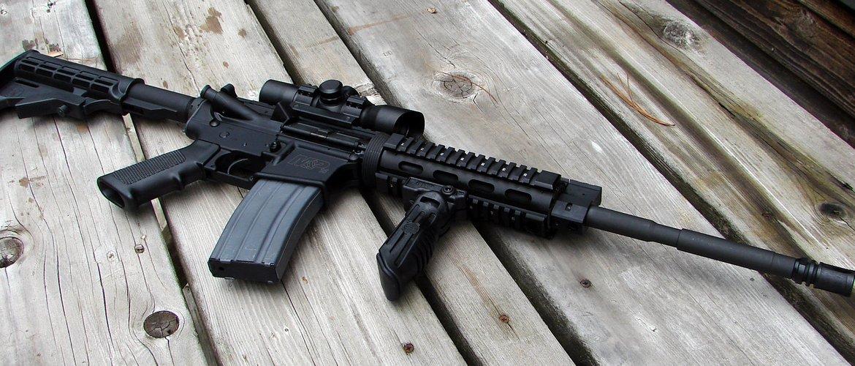 американская винтовка м-4