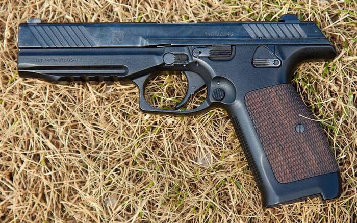 пистолет пл- 14