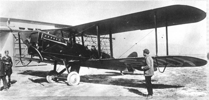 самолёт Поликарпова