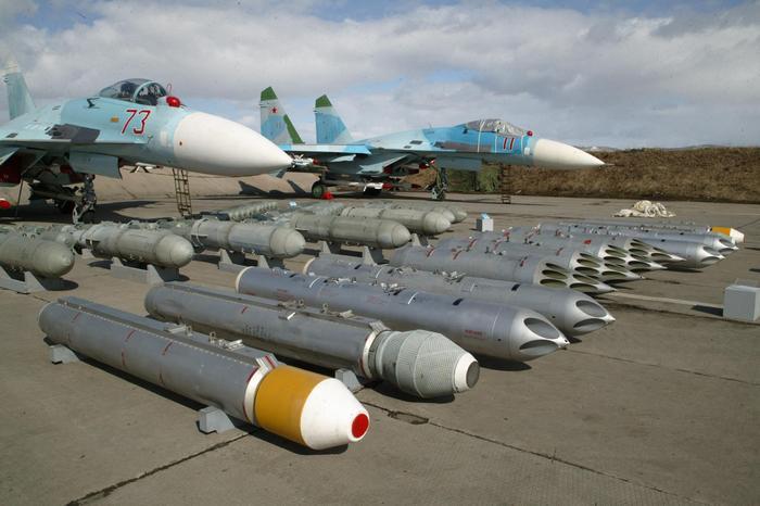 вооружение су-27