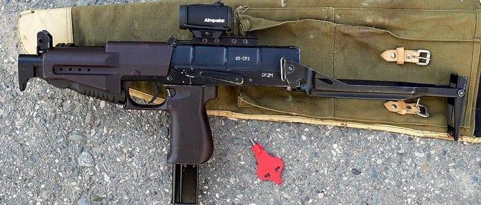 оружие спецназа ср-2