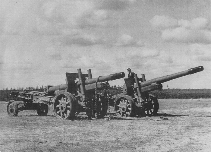мл-20 на поле