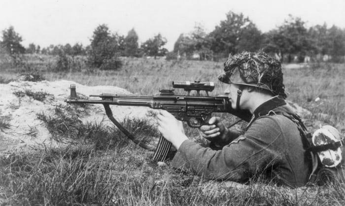 Штурмгевер 44 на войне