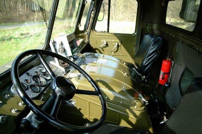 ГАЗ 66 кабина