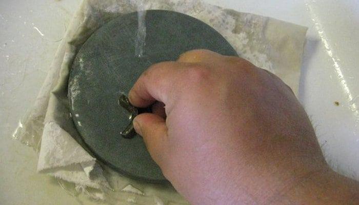 Точильный камень из корунда