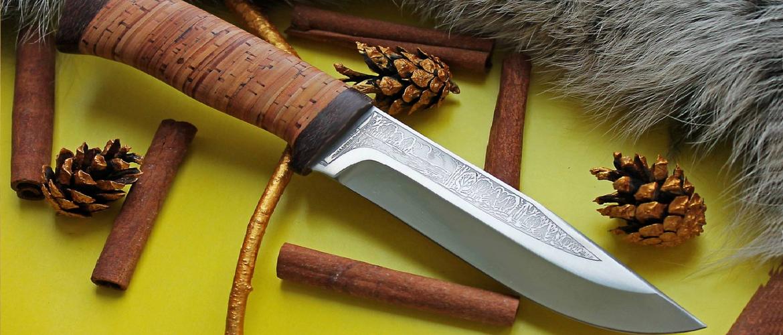 нож охотника главное