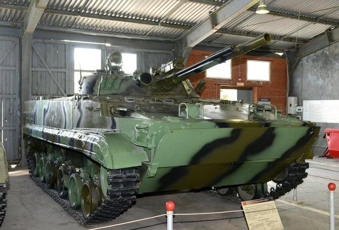 БМП-3 музей