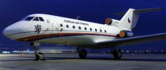 самолёт як-40 главное