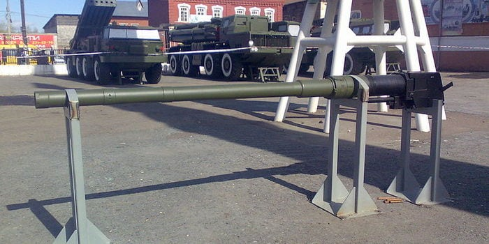 100-мм орудие 2А70