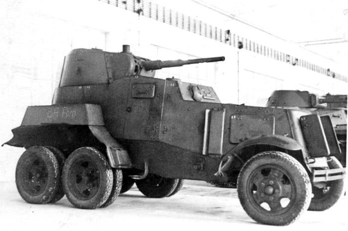 советский ба-10