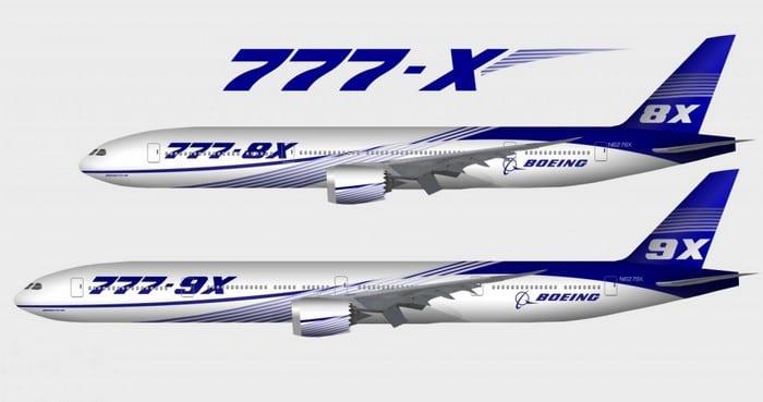 Boeing 777Х