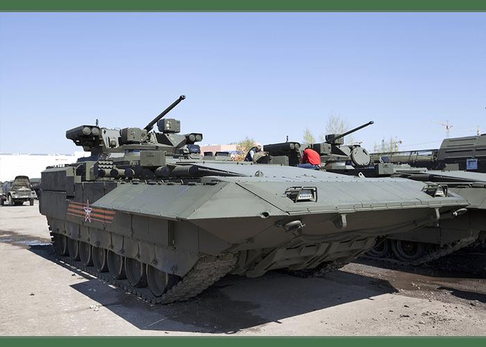 БМПТ-15 боевая машина