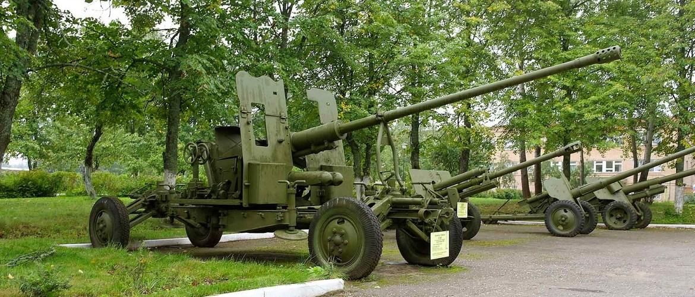 Автоматическая зенитная установка С-60