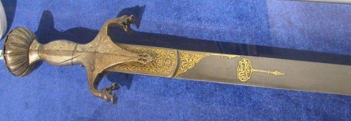 Булатный меч