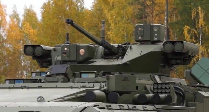 Боевая машина БМТ-15