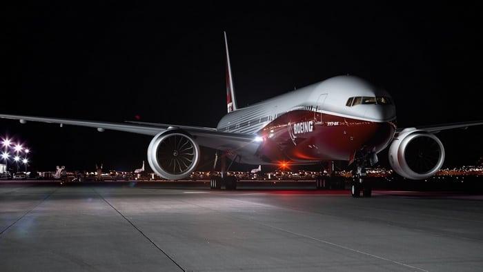 Боинг-777 9х