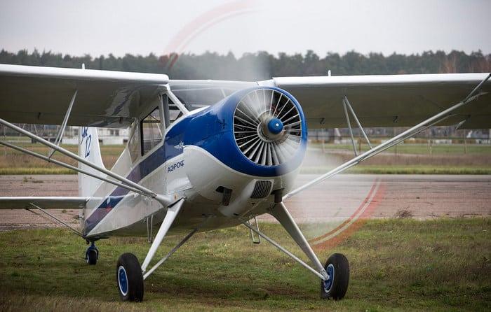 Як-12 самолёт