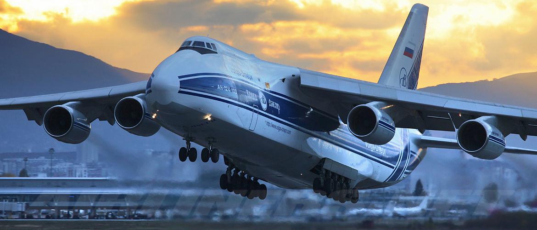 Самолёт АН 124 Руслан