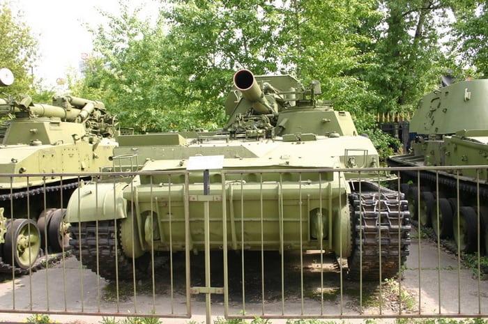 240 мм миномёт 2С4 Тюльпан