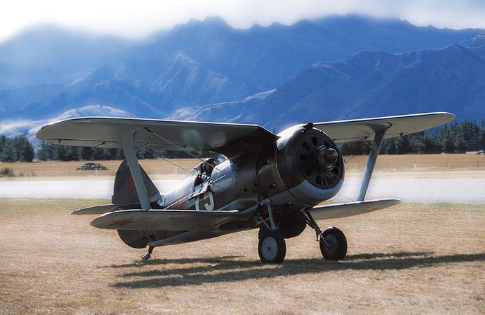Истребительная Авиация И-153