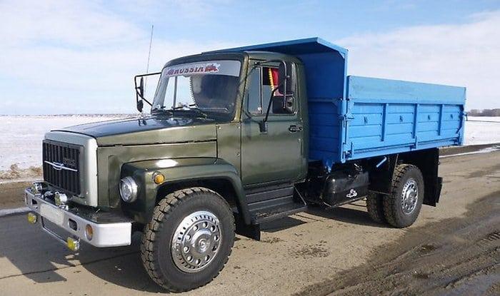Самосвал Газ 3307