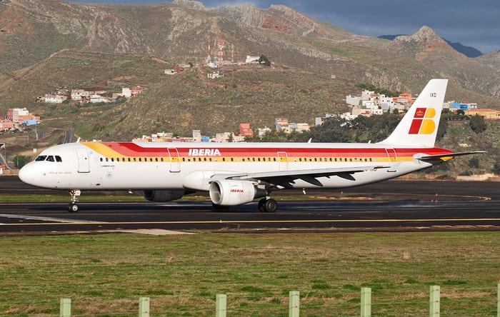 Airbus A321-211 Iberia