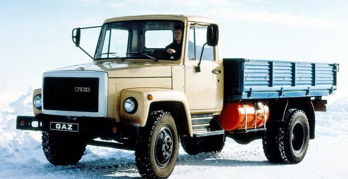 Грузовой автомобиль ГАЗ 3307