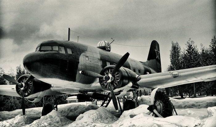 Ли-2 - самолёт