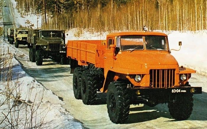 Урал-375Н