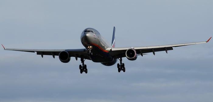 Самолет Airbus A330-300