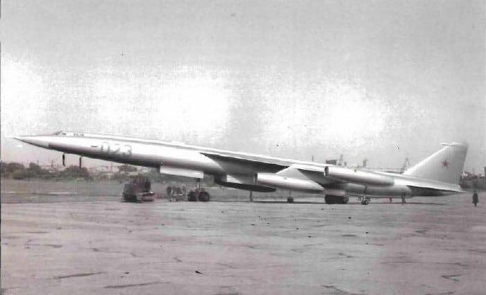 М-50 Мясищева